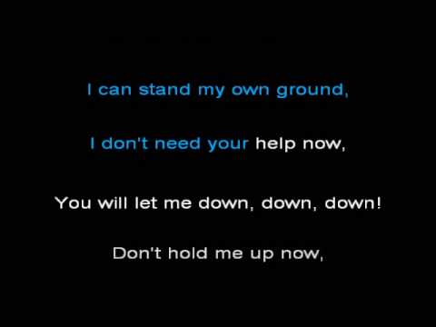 Rise Against - Prayer of the Refugee - Karaoke by ALaerion