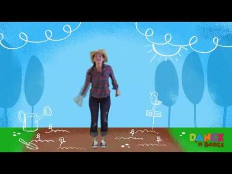Preschool Learn to Dance: Can You Plant a Bean