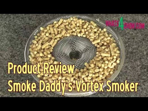 Product Review - The Smoke Daddy Vortex Smoke Generator - New Passive Smoke Generator!!!