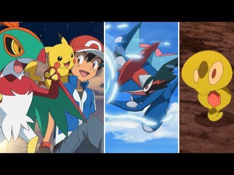 Pokémon the Series Theme Songs—Kalos Region