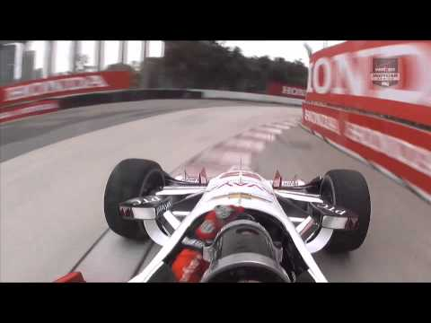 2015 Honda Indy Toronto Day1 Highlights
