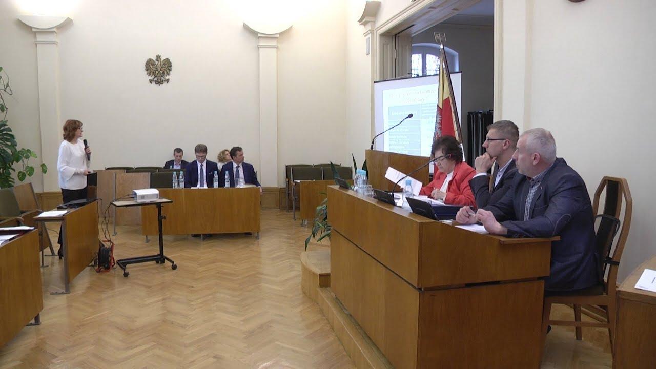 X sesja Rady Miejskiej w Świętochłowicach, część III