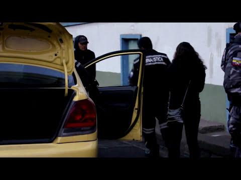 Capturada banda delincuencial en Azuay