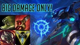 CAMILLE COULDN'T GET TOP SO SHE DOMINATES THE JUNGLE! - League Of Legends