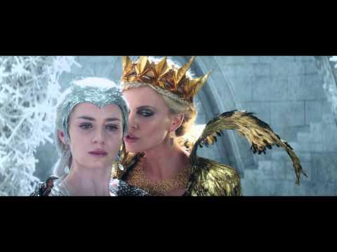 Le Chasseur et la Reine des Glaces / Bande-annonce officielle VF [Au cinéma le 20 avril 2016] streaming vf