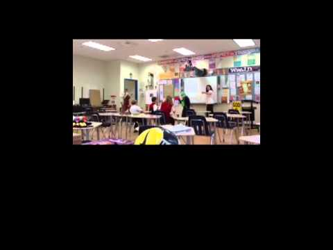 Cluny School Teaches the Harlem Shake pt4 - 03/30/2013