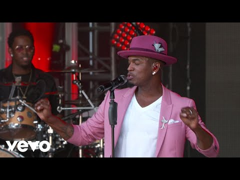 NE-YO - NE-YO – NIGHTS LIKE THESE (Jimmy Kimmel Live!/2018)