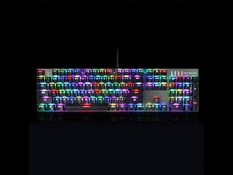 NOVA TASTATURA - MOTOSPEED MECHANICAL (GEARBEST)