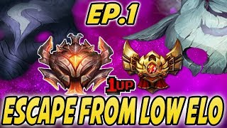 How To Play Kindred in Low elo #1 | Escape From Elo Hell Season 9
