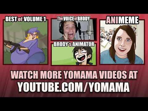 FUNNY YO MAMA JOKES! BEST OF VOLUME 2