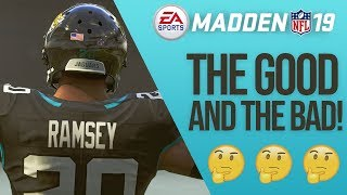 I Played Madden 19 Early - Here