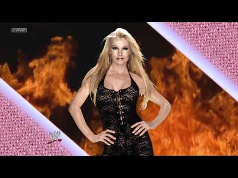 2003-2004: Sable 3rd Wwe Theme Song - wildcat (v4) video