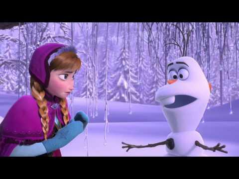 Disney Junior España | Frozen, el Reino del Hielo | Curiosidades glaciales - Copo de nieve