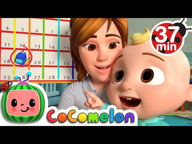 Getting Ready for School Song  More Nursery Rhymes  Kids Songs - CoCoMelon