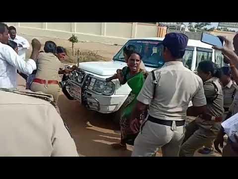 ధర్మవరం ఎమ్మెల్యే వరదాపురం సూరికి నిరసన శెగ/public protest against Dharmavaram MLA Varadapuram Suri