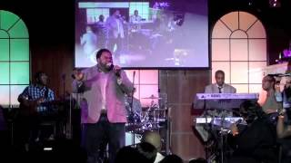 Lord I Love You More Than Anything - Purcell Robinson - Jacksonville Gospel Live! April