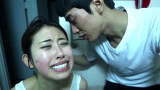 tape gagged korean girl