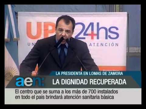 aen 03-12-2010 11 hs: libro filmus presidentes latinoamerica - upa 24hs lomas de zamora - cepal