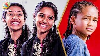 I wish to do 'KARATE KID' in TAMIL : Sadhana Interview | Peranbu, Director Ram