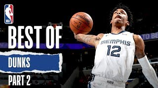 Best of Dunks | Part 2 | 2019-2020 NBA Season