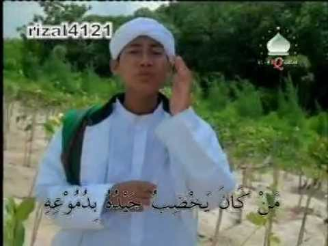 Al Muqtashidah Langitan - Ya Abidal Haromain