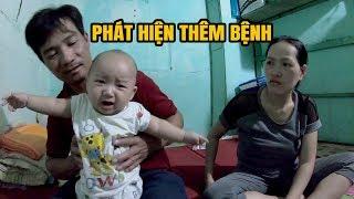 Bé trai 4 tháng tuổi Bệnh Chồng Bệnh òa khóc, cha mẹ đứt ruột từng đồng chạy thuốc | Châu Đại Dương