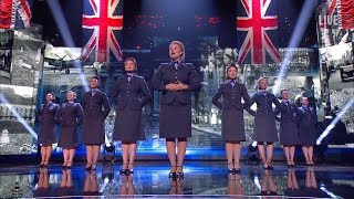 Britain's Got Talent 2018 Live Semi-Finals The D-Day Darlings Full S12E08