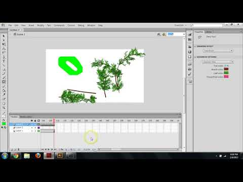 Adobe Flash CS6 Introduction Tutorial