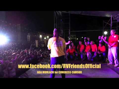 Forever Live - Regine Velasquez-alcasid & Martin Nievera At Camsur video