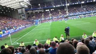 Nasri v Everton away