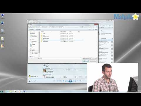 Keyboard Shortcuts in Windows Media Player