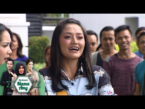 Keren banget! Siti Badriah AKU KUDU KUAT  - Rumah Mama Amy (11/1)