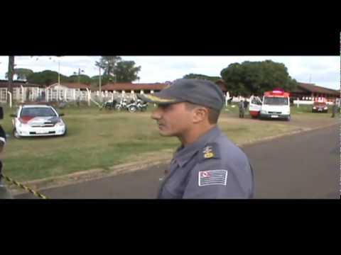 Acidente de Helicóptero fere Marrone no interior