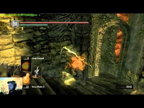 Dark Souls - Drunkthrough Part 55: Ceaseless DIscharge