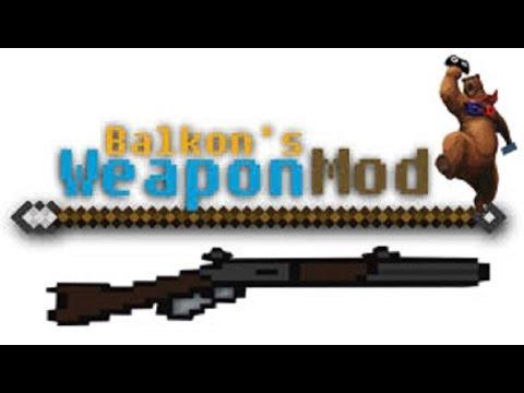 weapon mod   Las armas chingonas   Minecraft 1.7.2 mod