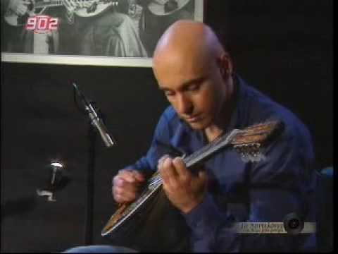 Vicente Amigo-amor,dulce muerte (poeta) bouzouki: N.Katsikis