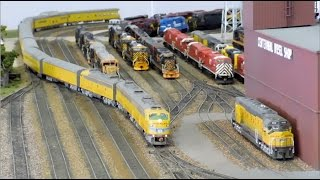 HO Scale: Passenger Special featuring UP, KCS, Amtrak, and Santa Fe