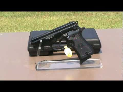 Replica Model P29 9mm Black Blank Firing Gun.mpg