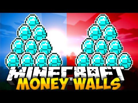 Minecraft Money Walls : Пожертвовал собой #9