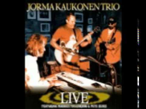 Jorma Kaukonen Trio - I Know You Rider - Live - 09