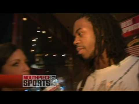 Minnesota Vikings Sidney Rice Talks Adrian Peterson Video