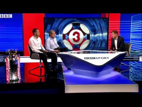 BBC Match Of The Day's Pundits Discuss Arsenal's Troubles