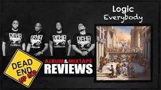 Logic - Everybody Album Review   DEHH