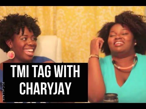 TMI TAG PART 2 with CharyJay | - Jenell Stewart