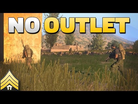 No Outlet - Arma 3 Afghan Defense