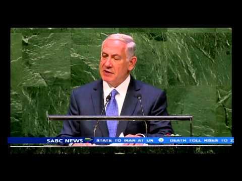 Netanyahu defends Israel, slams Hamas