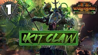 FIRE THE DOOMROCKET! Total War: Warhammer 2 - Ikit Claw - Mortal Empires Campaign #1