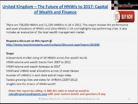 United Kingdom HNWI Industry