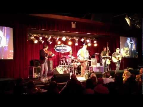 Jerry Douglas&Paul Simon - The Boxer (Live @ BB King Blues Club, NYC)