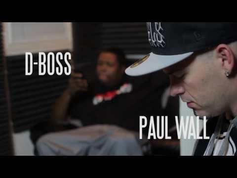 Paul Wall x D-Boss M.I.B. (Making Independent Bread) Vlog 1 [Label Submitted]